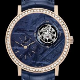 Piaget представил свою галактическую коллекцию часов специально для SIHH 2019
