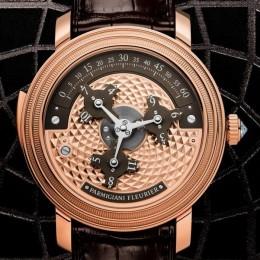Parmigiani Fleurier представили шедевр, вдохновленный редкими карманными часами XIX века