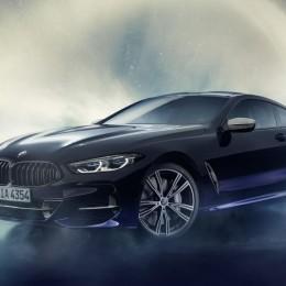 Единственный в своем роде BMW Coupe с салоном из метеорита