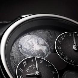 Hermès Arceau L'Heure De La Lune – самые необычные «лунные» часы, которые вы когда-либо видели