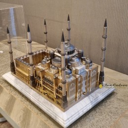Архитектурная модель мечети шейха Зайда