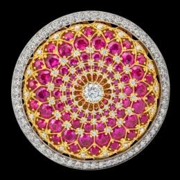 Кольцо «Седьмая чакра»