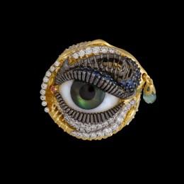 Кольцо «Персидское око»