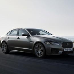 Jaguar представляет специальную версию XF Chequered Flag
