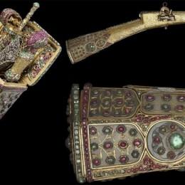 Золото и тысячи драгоценных камней – неужели это самый дорогой в мире мушкет?