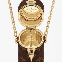 Футляр для помады от Louis Vuitton – аксессуар, о котором вы не знали
