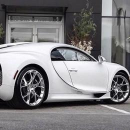 Таинственный уникальный Bugatti Chiron Longtail за 18 миллионов долларов готовят к Женевскому автосалону