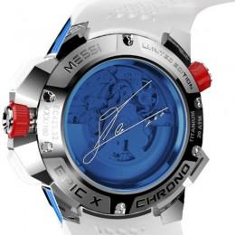 Часы Jacob & Co. с автографом Месси