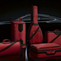 Этот набор багажа от Montblanc создан специально для багажника BMW 8 Series Coupé
