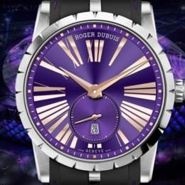 Roger Dubuis представляет новые часы