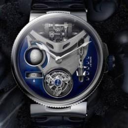 Новые часы Ulysse Nardin за 300 000 $