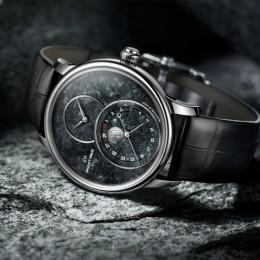 Часы Jaquet Droz Grande Seconde Moon Swiss Serpentinite ограничены всего до 88 штук