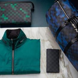 Пиксельная коллекция от Louis Vuitton
