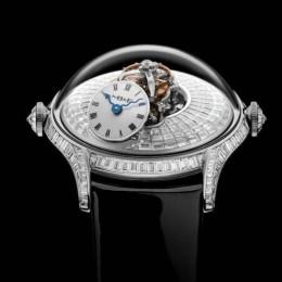 Legacy Machine FlyingT за 300 000 $ - первые женские часы компании MB&F