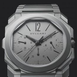 Bulgari Octo Finissimo Chronograph GMT Automatic – самый тонкий в мире хронограф