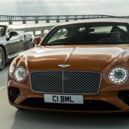 Bentley Continental GT уже доступен