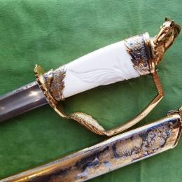 Дага (палаш) Царская охота