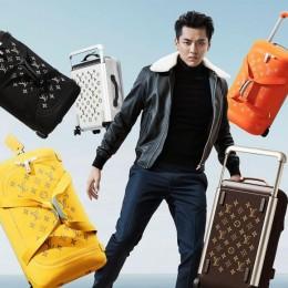 Louis Vuitton представил новую коллекцию багажа «Horizon»