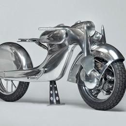 Мотоцикл Craig Rodsmith Killer – скульптура или средство передвижения?