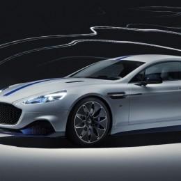 Первый электромобиль Aston Martin уже здесь