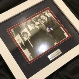 Автограф Пол Маккартни (Paul McCartney)