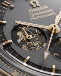 Omega Speedmaster Moonwatch Apollo 11 ограниченного издания