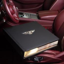 Книга о Bentley стоит дороже, чем Bentley Bentayga