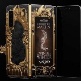 Самый роскошный Samsung для поклонников «Игры престолов»