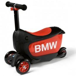 Элегантный электросамокат от BMW