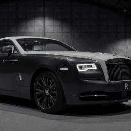 Новый «коллекционный автомобиль» от Rolls-Royce чествует первый трансатлантический перелет