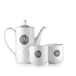 Фарфоровый чайный набор «Татарстан»