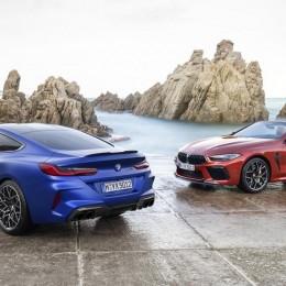 Новый купе BMW великолепен и разгоняется за 3 секунды