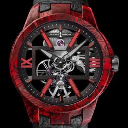 Новые часы Ulysse Nardin, вдохновленные магмой