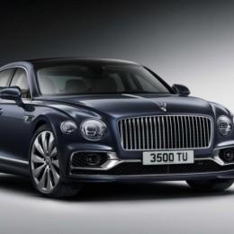 Новый Bentley Flying Spur ориентирован на водителя и разгоняется до 333 км/ч