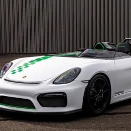 Porsche Bergspyder – ультралегкий спидстер, который так и не увидел свет