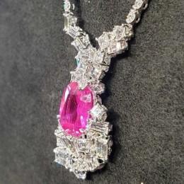 От ожерелья за 2,1 миллион долларов до кольца с рубином – новая коллекция Gem Dior