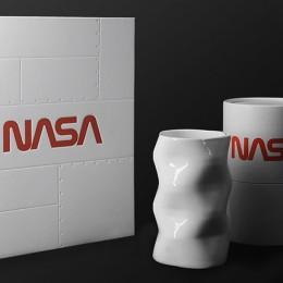 Кружка и журнал от НАСА