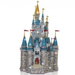 Замок Золушки от Swarovski за 37500$