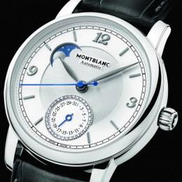 Montblanc расширил коллекцию часов Star Legacy новой моделью Moonphase and Date для женщин