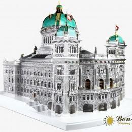 Мировые архитектурные шедевры в ювелирной миниатюре