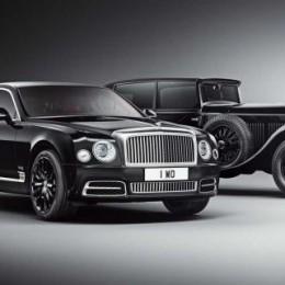 Владельцы Bentley Mulsanne W.O. Edition получат специальные подарки