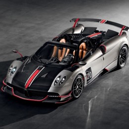Полная информация о новом гиперкаре Pagani Huayra Roadster BC за 3,4 миллиона долларов