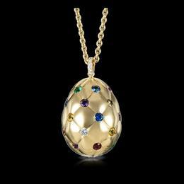 Новая ювелирная коллекция от Faberge