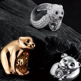 Chopard: Animal World Bears Collection Rings