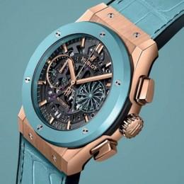 Новые часы от Hublot, вдохновленные самым популярным островом Греции