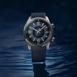 Новые часы Jaeger-LeCoultre Polaris Date с зернистым циферблатом