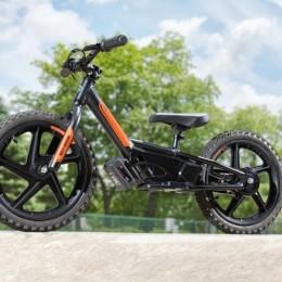 Беспедальный велосипед Harley-Davidson для безопасной езды