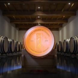 Lalique создали первую в мире прозрачную бочку для вина