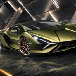 Lamborghini Sian – первый серийный супергибрид