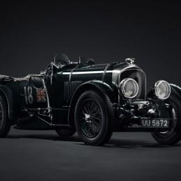 Bentley сделает 12 копий легендарного гоночного кара 1929 4,5 л Team Blower